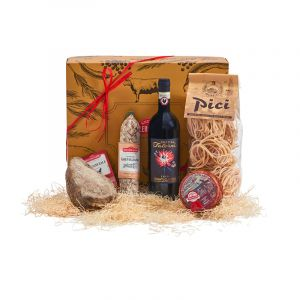 Confezione regalo Salumi & vino II
